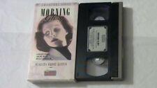 MORNING GLORY VHS COLLECTOR'S SERIES Katherine Hepburn FULL EXC BLACK & WHITE