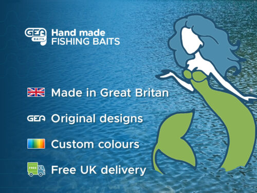 6 X Gold Silver Blue  Rubber Soft Lures 8cm Fishing Bait