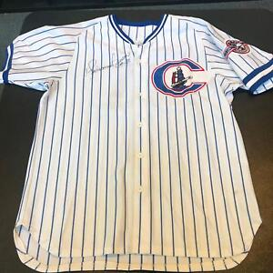 online store bf779 d9ae0 Details about 1995 Mariano Rivera Rookie Game Used NY Yankees Minor League  Jersey JSA COA