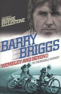 Wembley-and-Beyond-My-Incredible-Journey-Briggs-Barry-New-condition-Book