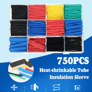 750x-Heat-Shrink-Tubing-Insulated-Shrinkable-Tube-Wire-Cable-Sleeve-Kit-Colorful