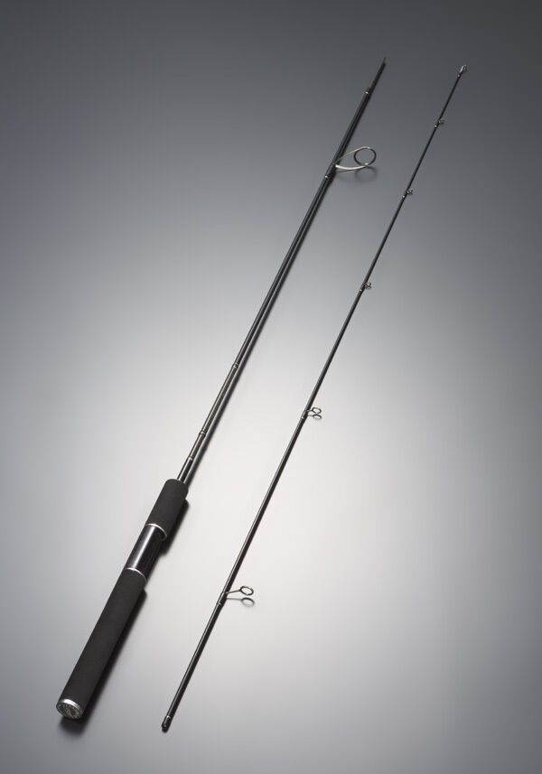 FOREST 修羅 SHURA 61L-TZ. Titanium TORZITE Guide model model model  for Trout Spinning Rod c0c70e