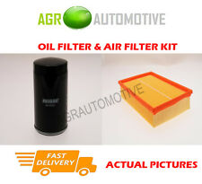 PETROL SERVICE KIT OIL AIR FILTER FOR SEAT TOLEDO 1.6 73 BHP 1991-93