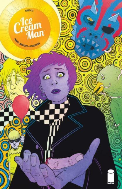 Ice Cream Man #9 Cover A Image Comics 1st Print EXCELSIOR BIN