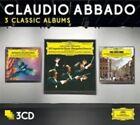 Claudio Abbado: 3 Classic Albums (2014)
