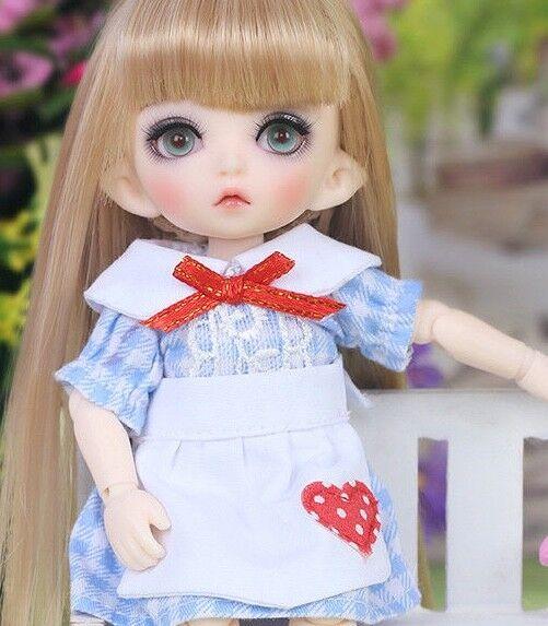 Pukifee Luna Recast BJD Doll 1 8 Adorable Tiny Cute  Anime Manga Dollfie
