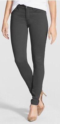 NYDJ Not Your Daughters Jeans Alina leggings eclipse dark gray pants 6 10 12 14
