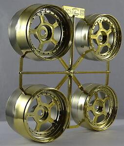 Pocher-1-8-ferrari-llantas-doradas-set-completamente-nueva-7-8k-k55-a2