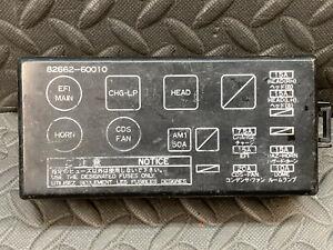 1992 Toyota Land Cruiser Fuse Box Diagram Gota Wiring Diagram