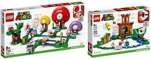 LEGO-Super-Mario-71368-Toads-Schatzsuche-71362-Bewachte-Festung-Vorverkauf-N8-20