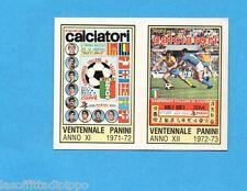PANINI CALCIATORI 1980/81 - Figurina n.6-RIPRODUZIONE COPERTINE 71/72-72/73 -NEW