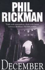 December, Rickman, Phil, New Books