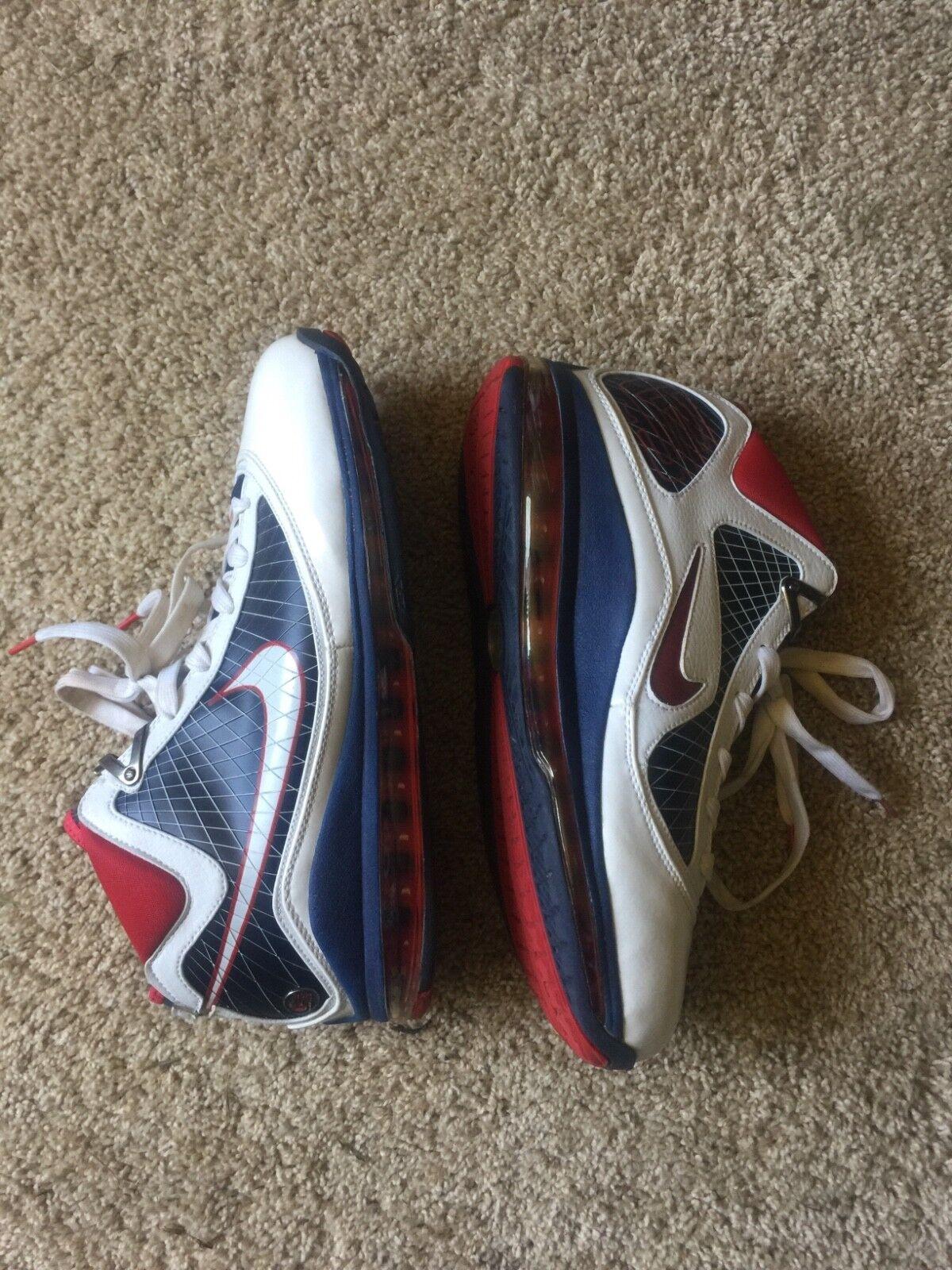 Nike lebron james 7 super super 7 rare scarpe taglia 10 rare e0fb0c