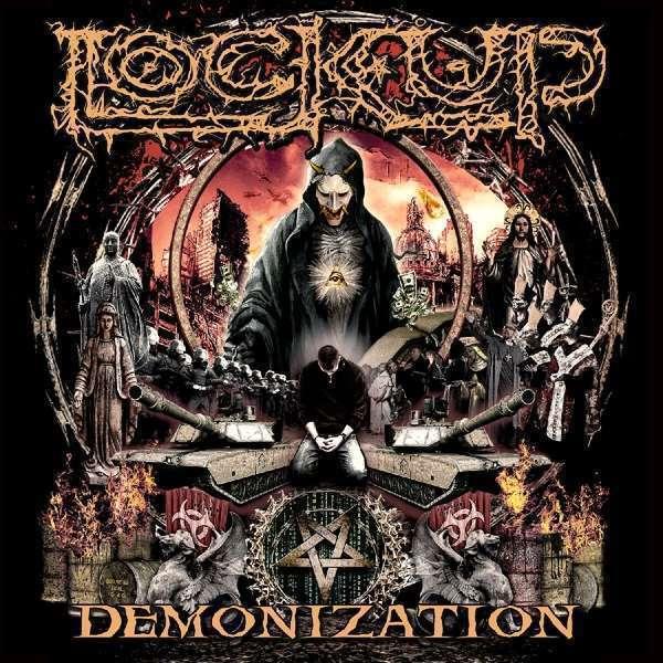 Lock Up - Demonization Neuf CD