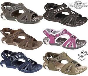 Ladies-Womens-Summer-Sandals-Girls-Sports-Hiking-Walking-Trekking-Beach-Shoes