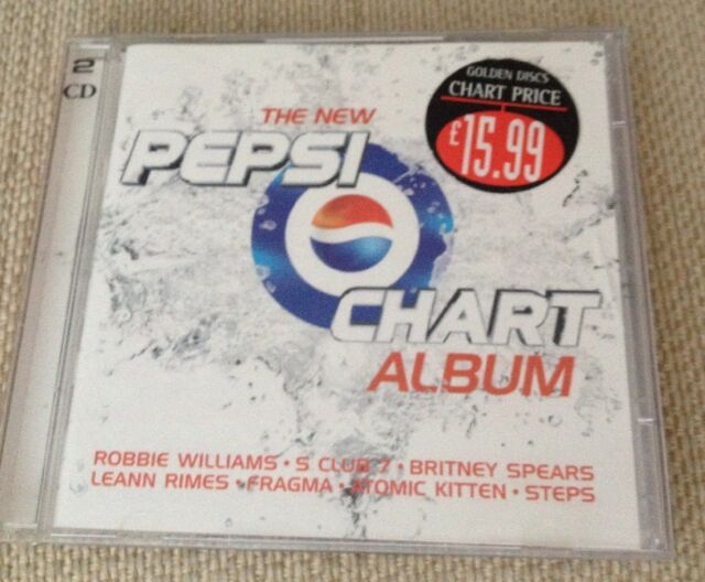 Various Artists - New Pepsi Chart Album 2001 (2001)