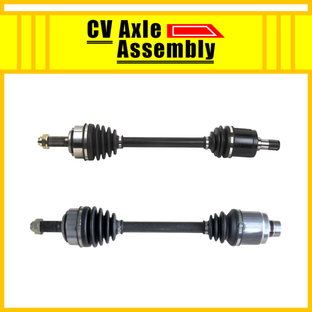 Front Pair CV Axle 2 PCS For ACURA TL 2004-2006(Manual