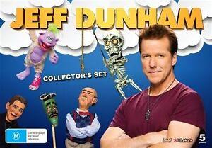 Jeff-Dunham-Collector-039-s-Set-5-Disc-Box-Set-BRAND-NEW-REGION-4