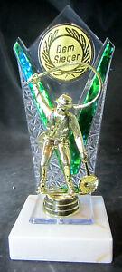 1x-Angler-Pokal-21cm-hoch-Gravur-u-Emblem-Fischer-fischen-Angelsport
