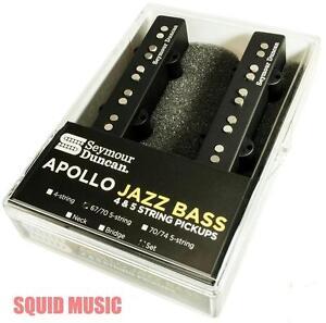 seymour duncan apollo 5 string jazz bass 67 70 passive set free worldwide 601202222889 ebay. Black Bedroom Furniture Sets. Home Design Ideas