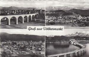 Völkermarkt, Kärnten, Mehrbildkarte gl1963 G4579