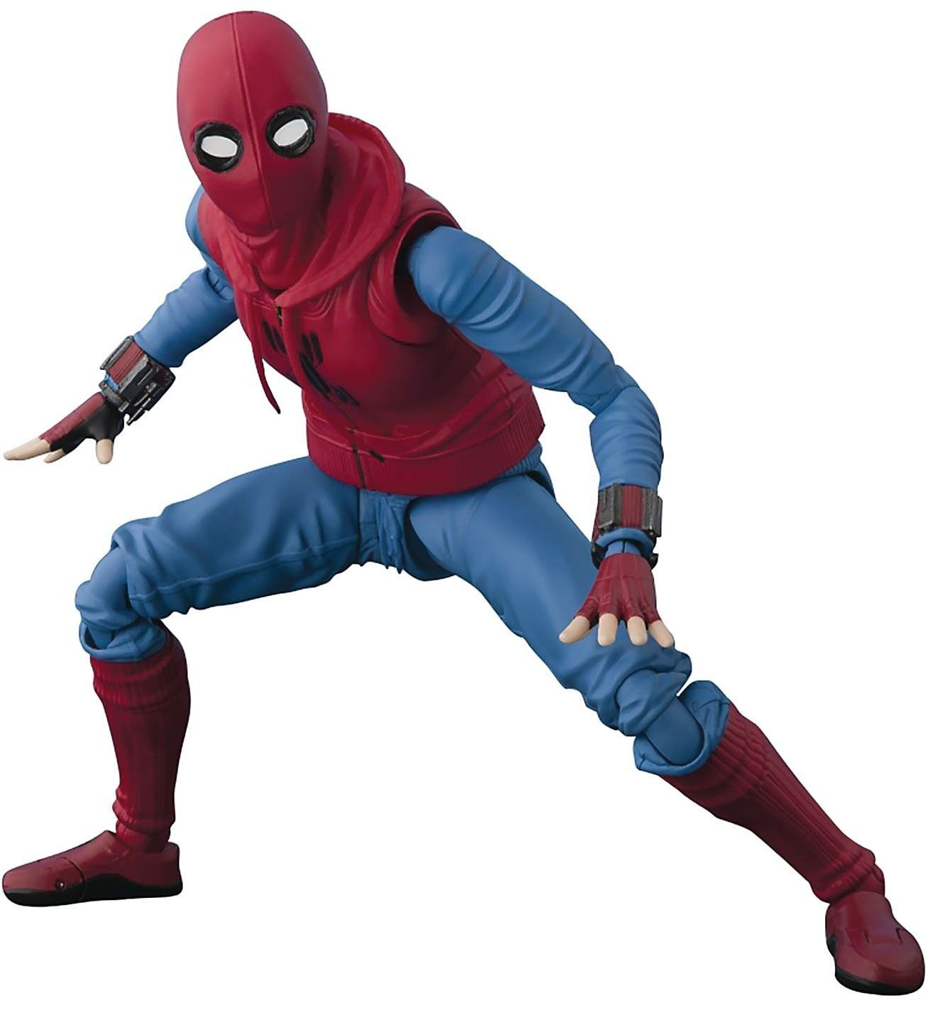 Spider-Man Homecoming S.H. Figuarts Spider-Man Homemade Costume Action Figure
