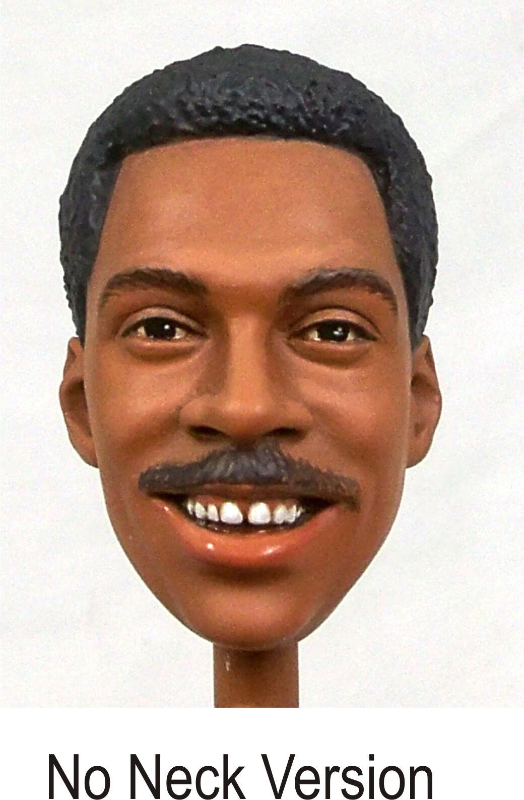 1:6 Custom Head of Eddie Murphy as Axel Foley Foley Foley Version 2 from Beverly Hills Cop 7cd4ce