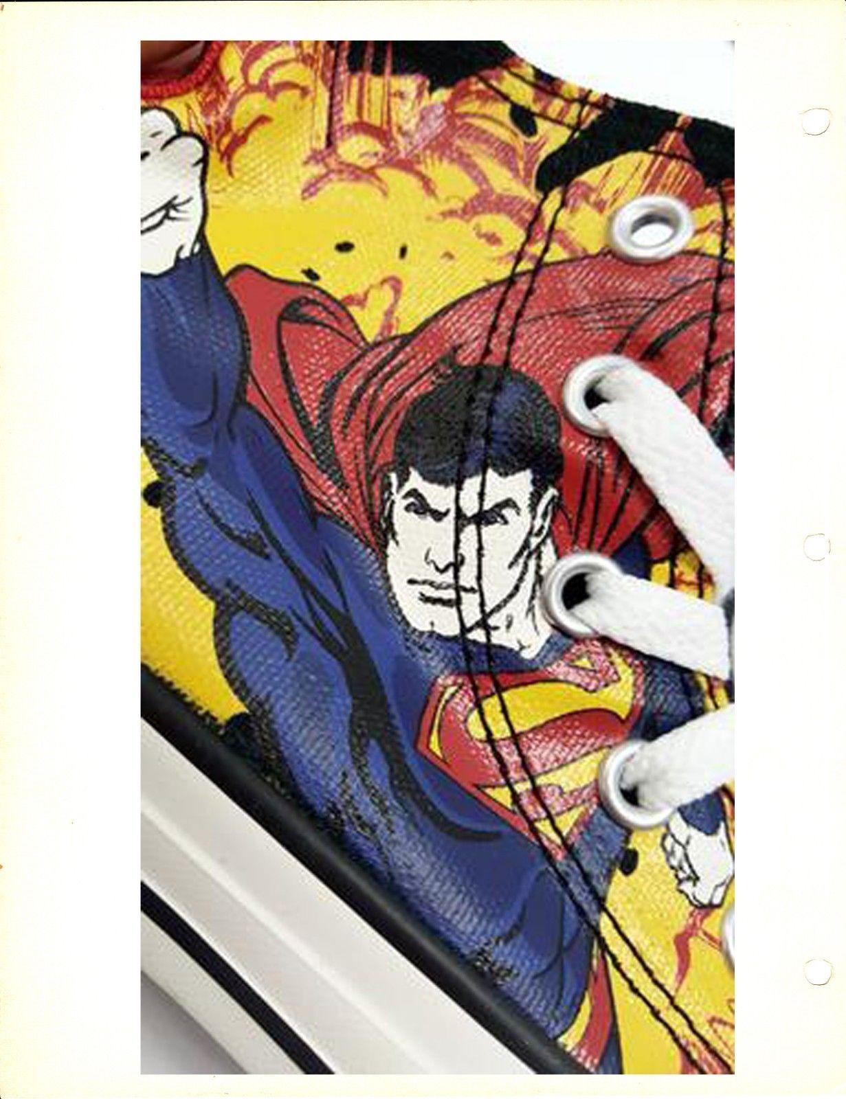 CONVERSE ALL HI STAR HI ALL CHUCK TAYLOR SUPERMAN 336632F decd51