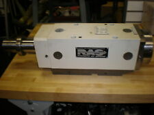 Colonial Tool Group Precision Spindle Pn Dblm075 008a Rebuilt