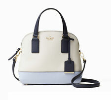 3d52b452fbd2 kate spade new york Cameron Street Small Lottie Women s Satchel Bag in  Cement Morning Multi