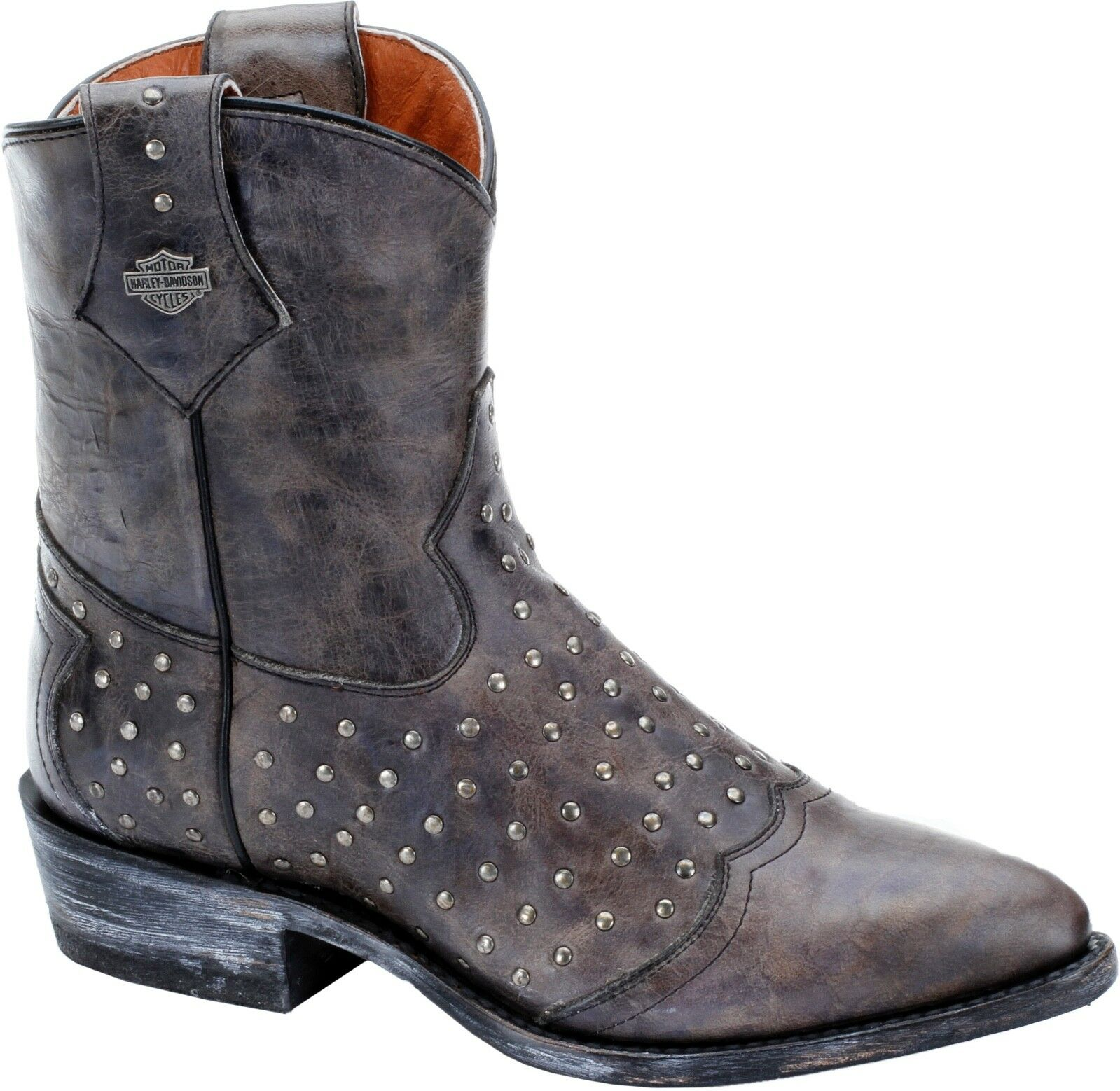 Nuevas botas para mujer Harley-Davidson púrpuraa D83752