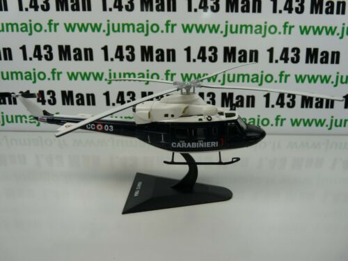 CR26H voiture 1//72 CARABINIERI HELICOPTERE Ab 412 1984