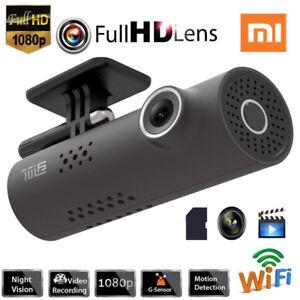 Xiaomi-1080p-Car-DVR-WiFi-Camera-Video-Recorder-Dash-Cam-G-sensor-Night-Vision