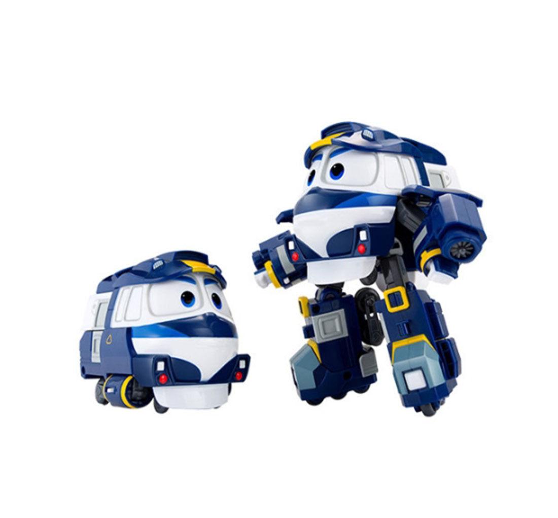 Koreanische animation roboter zug transformatoren roboter charakter kay spielzeug kinder, kinder