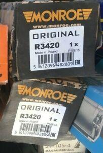 COPPIA-MONROE-Ammortizzatori-posteriore-Pressione-olio-Y10-PANDA-PANDA-Van-Y10