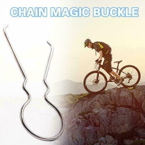 Stainless Steel Bike Chain Hooks Connecting Tool Bicycle J2A8 Chain Repair B4G8