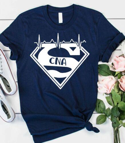 Super Nurse Assistant Superhero CNA Covi Frontliner Corona T-shirts S-3XL NEW