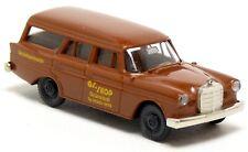 Brekina 18752 MB 55806 caravanas sanitätsd 190 ktw 33121 VW t2 1:87 bs97-bs99