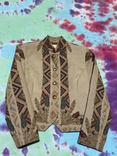 Vintage Wraps Collection Women's Western Jacket Si