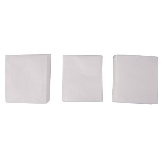 1X(500pcs non-woven Empty Teabags String Heat Seal Filter Paper Herb Loose N4J7)