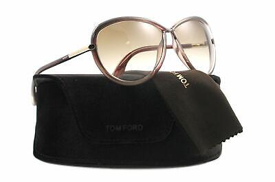TOM FORD Sunglasses SABRINA 161 59F 61-12-125 Italy New Authentic