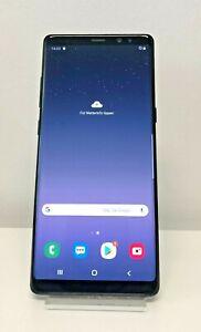 Samsung-Galaxy-Note-8-Duos-N950F-64GB-Midnight-black-Neuwertiger-Zustand