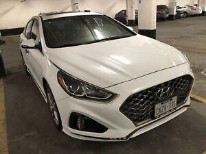 2018 Hyundai sonata sport fully loaded