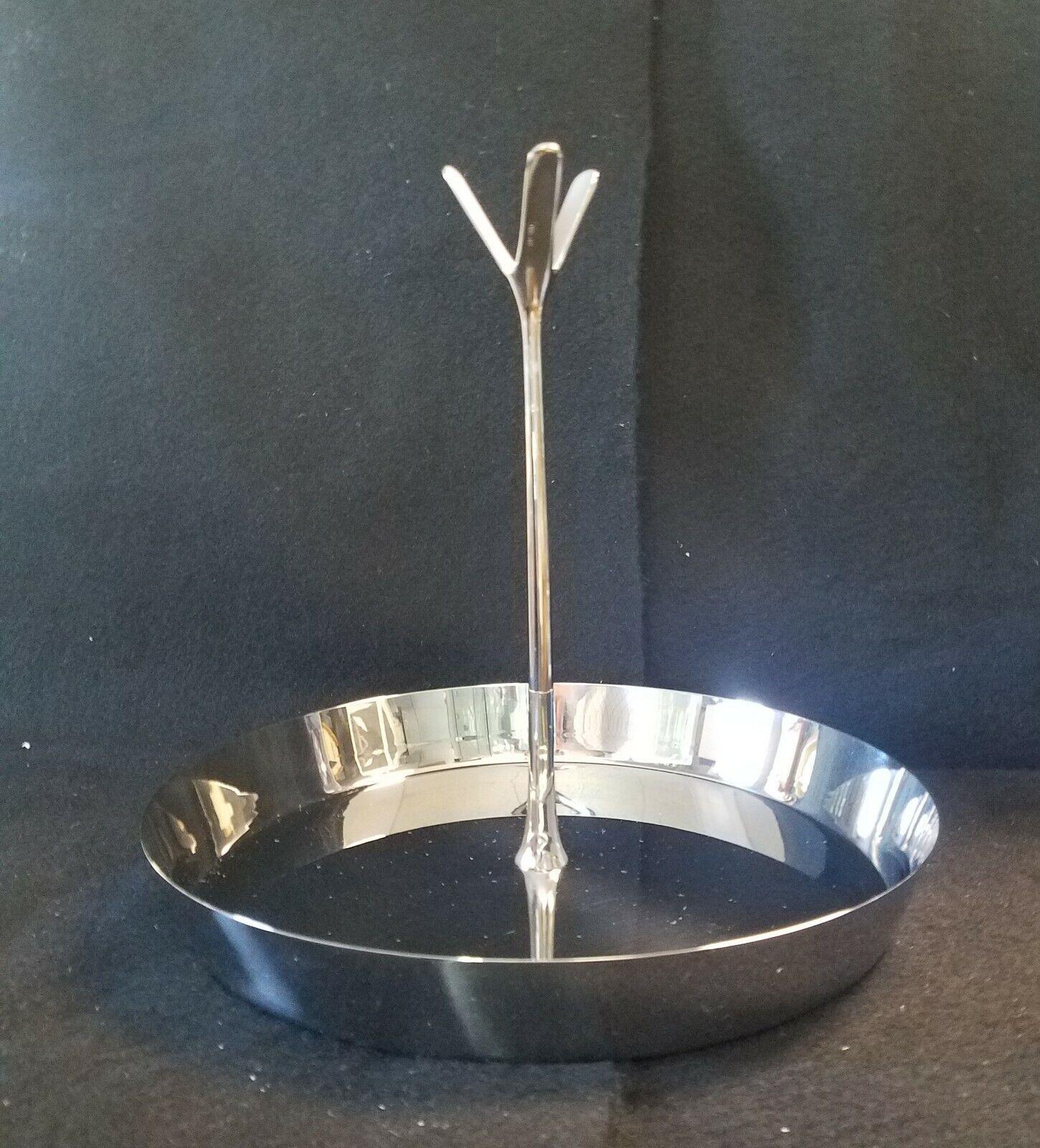 Alessi GIA19 Tutti Frutti,Fruit Bowl Silver