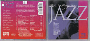 The-New-Young-Lions-Of-Jazz-James-Carter-Don-Braden-CD-Arkadia-near-mint
