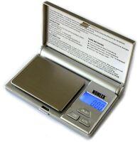 Präzise Digitalwaage - Feinwaage 100g/ 0,01g - Inkl. Batterien Münz-goldwaage