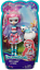 Enchantimals FRH38 Saffi Swan doll e portamento Figura multi-colore