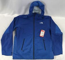 The North Face Men's Fuseform Dot Matrix Jacket Monster Blue TriMatrix Size L