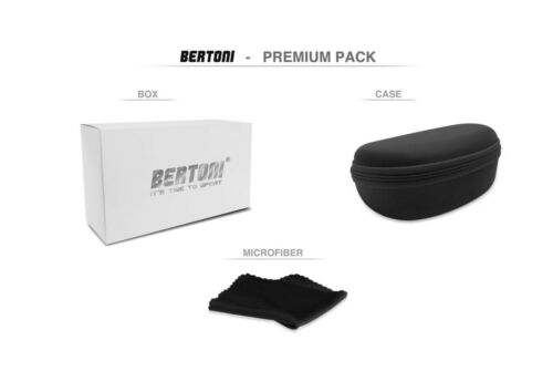Bertoni Photochromic Goggles Photochromic Sunglasses for Extreme Sports F120