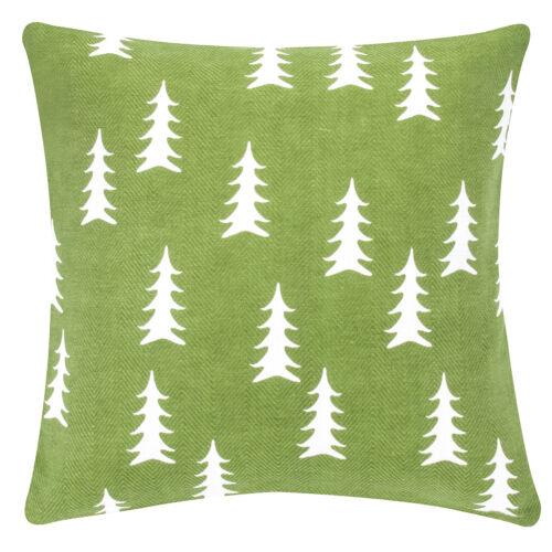 PAD taie d/'oreiller Forrest 40 x 40 cm vert